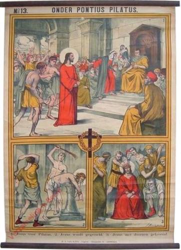 13 - Onder Pontius Pilatus [Nederlands]
